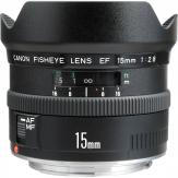 15mm f/2.8 Fisheye