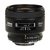Nikkor AF 85mm f/1.8D