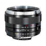 50mm f/1.4 Planar T* ZF (Nikon F)