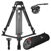 501 HDV / 525 MVB video tripod kit