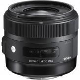 AF 30mm f/1.4 DC HSM Art (Canon EF-S)