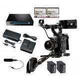 EOS C200 EF mount work kit