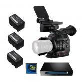 EOS C300 Mark II Work Kit