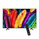 "U55D9000H 55"" LED TV with remote control"