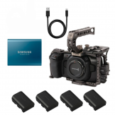 Pocket Cinema Camera 4k working kit