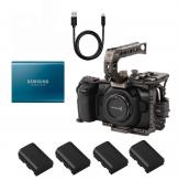 Pocket Cinema Camera 4k Рабочий комплект