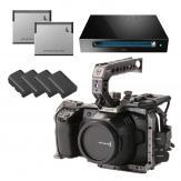 Pocket Cinema Camera 6K Рабочий комплект