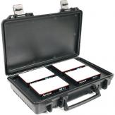 MC 4-Light Travel Kit with Charging Case
