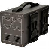 G-C100 зарядное устройство 4-канальное 6A