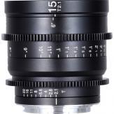 15mm T2.1 Zero-D Cine (RF)