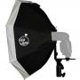 Raylab октобокс для накамерных вспышек 50 см