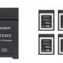 Sony PXW-FS7 Рабочий комплект