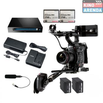 Canon EOS C200 EF work kit